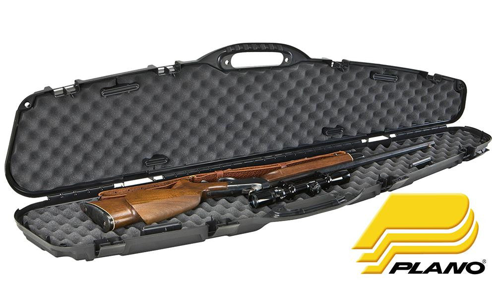 Plano 1511-01 Pro-Max with PillarLock Single Scoped Gun Case