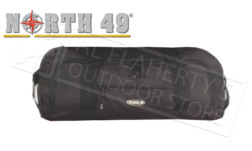 North 49 Carry-All Duffle Bag 30 - Black #1532