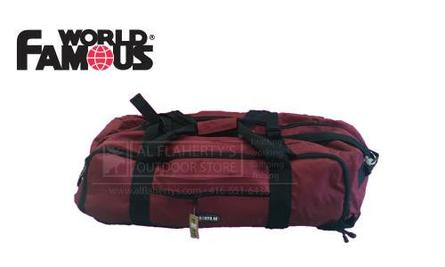 "World Famous Carry-All Duffle Bag, 36"" #1534"