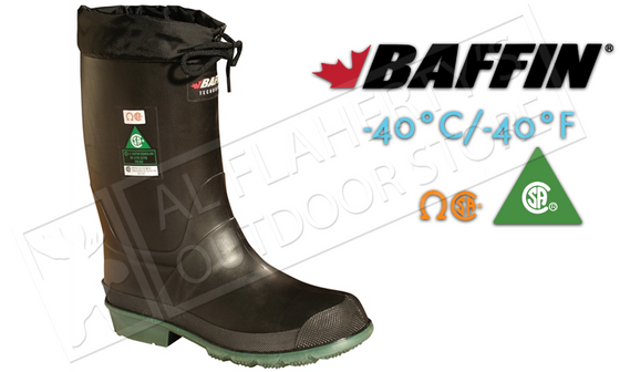 Baffin Footwear Hunter Safety Boot, -40 Degrees Rated #85640000