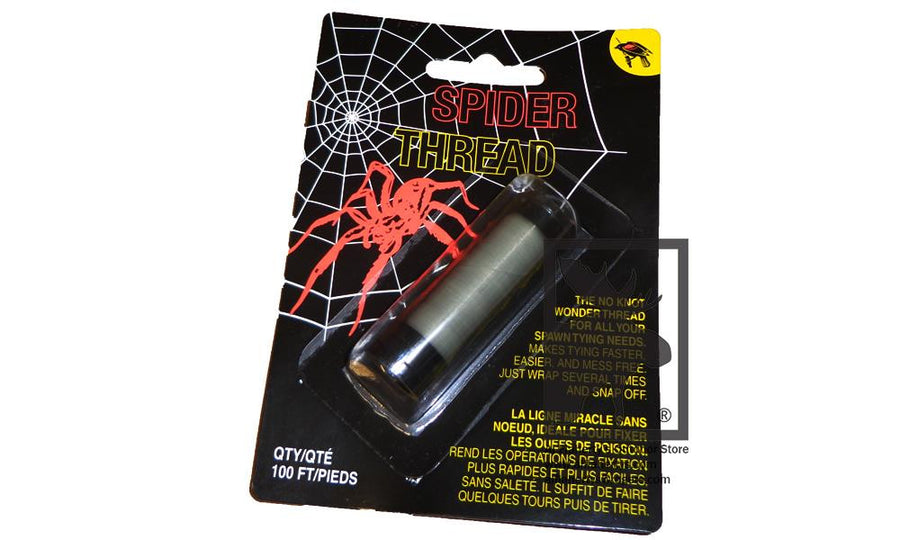 Raven Spider Thread, 100 Feet #STD