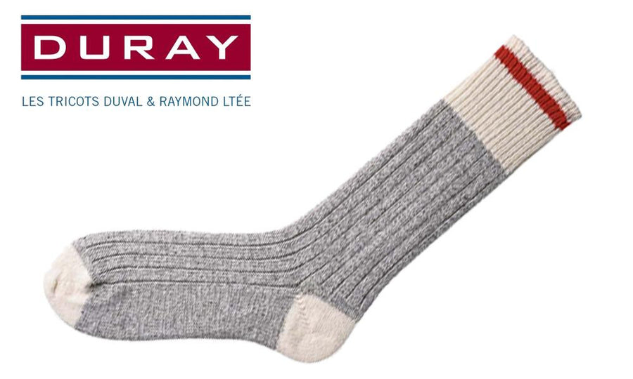 Duray Original Work Sock, Large #169