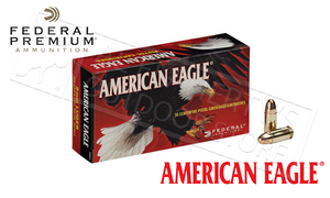 American Eagle 45ACP, FMJ 230 Grain Box of 50 #AE45A