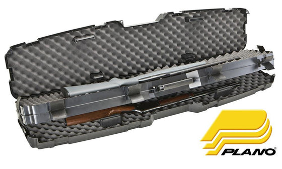 Plano 1512-00 Pro-Max Side-by-Side Double Gun Case