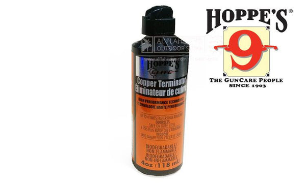 Hoppe's Elite Copper Terminator 4 oz / 118 mL #ECC4CN