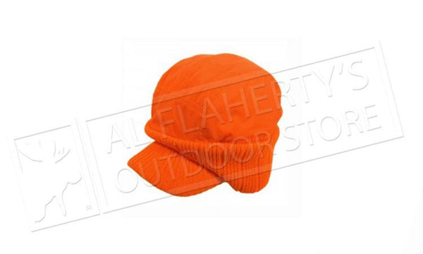 Tough Duck Hi-Vis Radar Cap, Blaze Orange #i26816