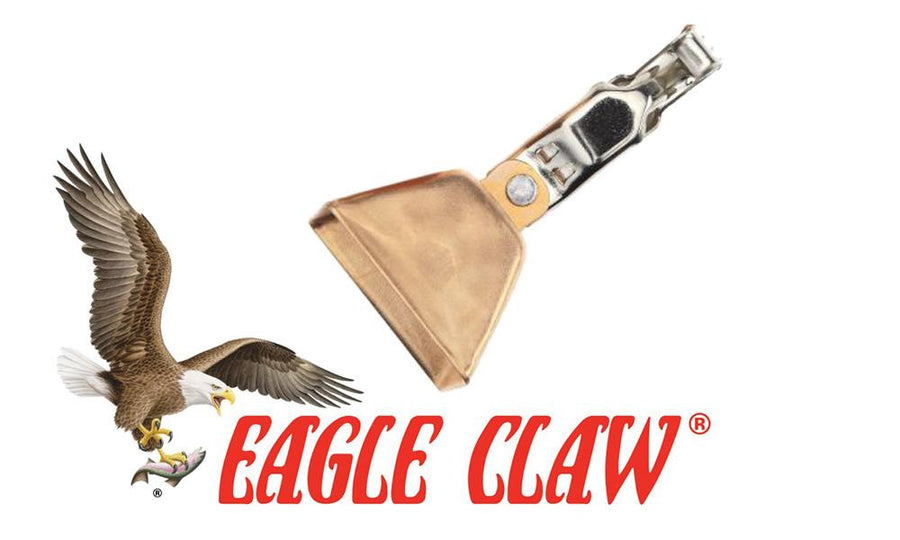 Eagle Claw Clamp-On Fishing Bell Bite Alert #04180-001