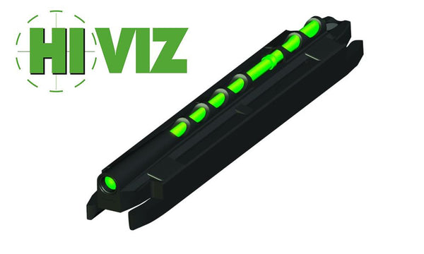 "HiViz Magni-Hunter Shotgun Fiber Optic Sight for .230"" up to .330"" #MGH2007-1"