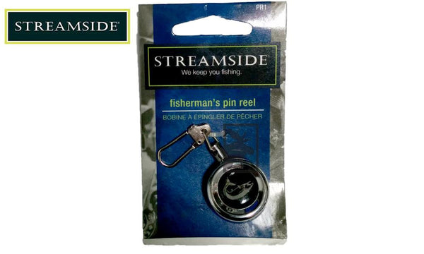 "Streamside Fisherman's Pin Reel Tool, 12"" #PR1"
