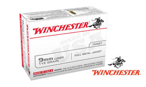 Winchester 9mm Value Pack USA9MMVP