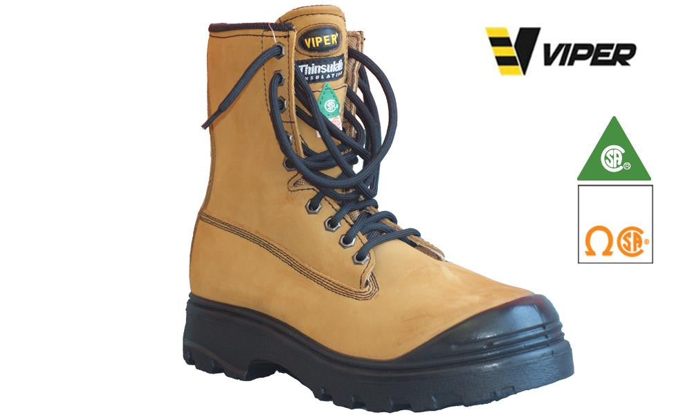 "Viper Stonecliff 8"" Safety Boots #9892"