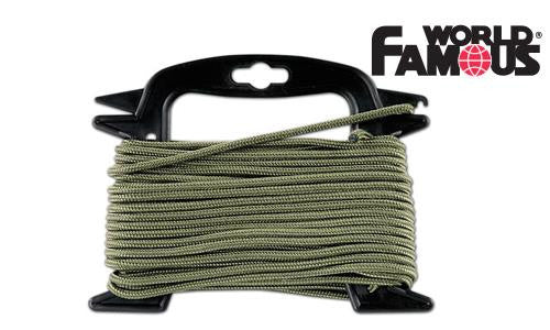 World Famous Utility Cord, 15m, 5mm Diameter #3132