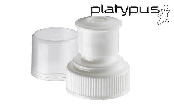 Platypus Push-Pull Caps for Platy Bottle and Platy Resevoirs, Pack of 2 #07043
