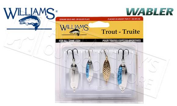 Williams Trophy Takers Classic Wabler Kit, Sizes W20 & W30 #4W32M