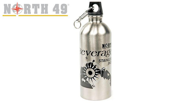 North 49 Stainless Beverage Bottle, 750ml #617