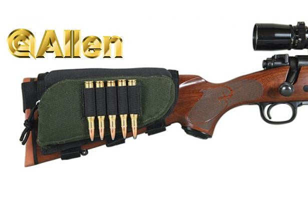 Allen Buttstock Shell Holder 20550