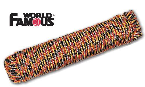 World Famous Utility Cord, 15m, 8mm Diameter #3146