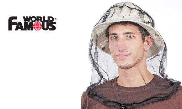World Famous Micro Headnet Mesh Hat #3167