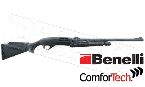Benelli Super Nova Rifled Shotgun with Comfortech Black #20143