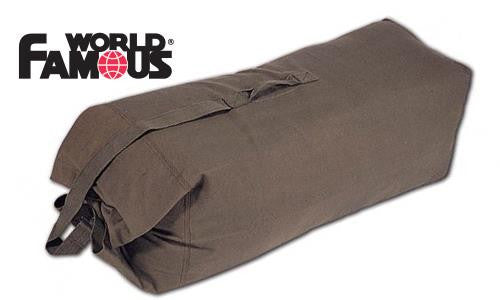 "World Famous Giant Cotton-Canvas Duffle Bag, 50"" #178"