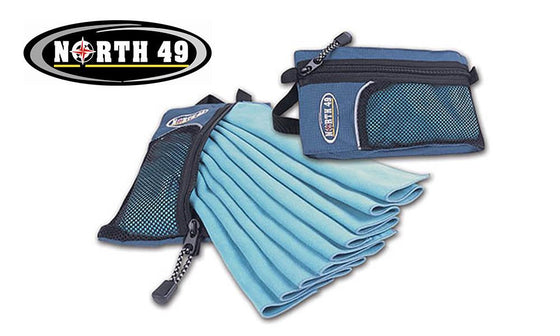 North 49 Micro Pack Towel, 34 cm x 74 cm #4048