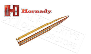 Hornady 30-06 Springfield Custom 180 SP Grain Box of 20 #8118