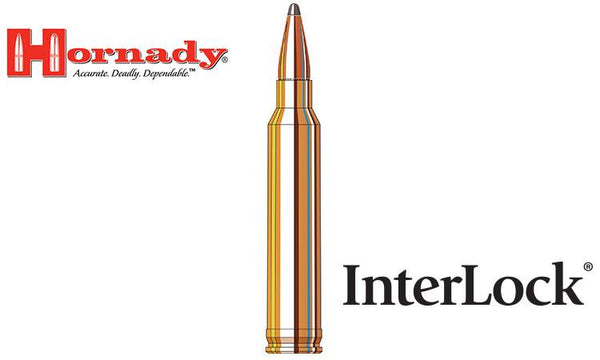 Hornady InterLock SP 300 WIN MAG, 180