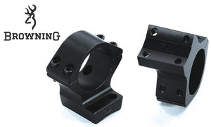 Browning X-Lock Integrated Scope Mounts, 30mm Medium Height #12511