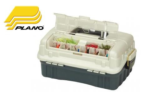 Plano Flipsider Two Tray Tackle Box 7602-00