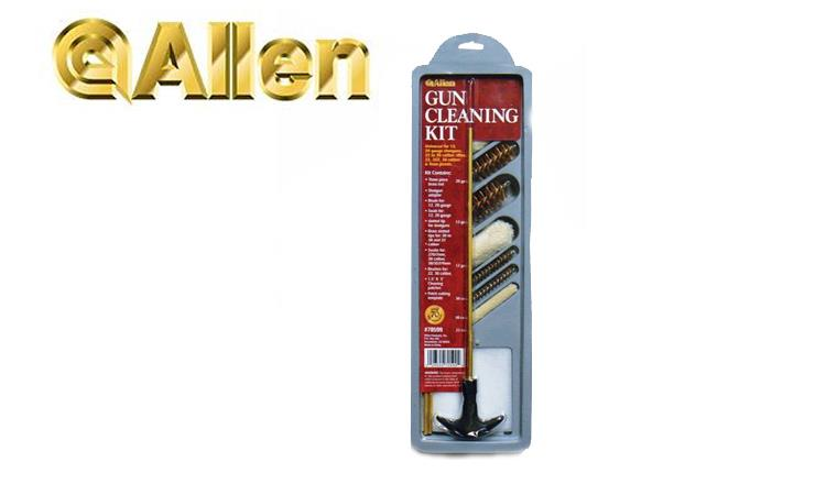Allen Universal Rifle & Shotgun Cleaning Kit 70599