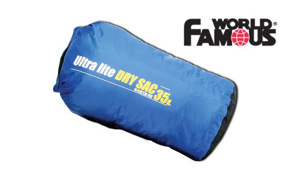 World Famous Ultra Light Dry Sacs 35L #1256