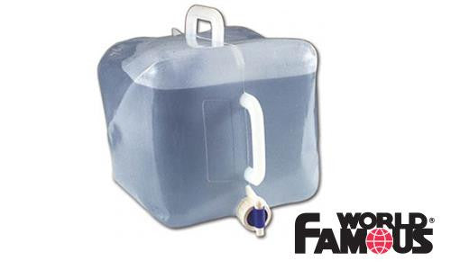 20 Liter Collapsing Water Jug from World Famous