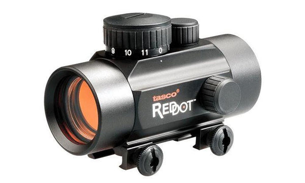 Tasco Red Dot 1x30mm, 5 MOA Reticle #BKRD30