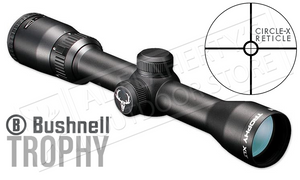 Bushnell Trophy Scope 1.75-4x32mm with Circle-X Reticle #751432