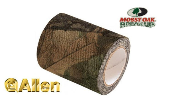 "Allen Camouflage Cloth Tape, Mossy Oak Break-Up, 120"" x 2"" #23"