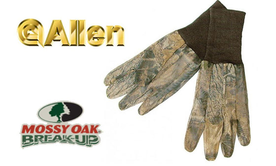 Allen Mesh Gloves Mossy Oak Break-Up 1513
