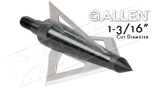 Allen Broadhead Grizzly Three Blade 14625