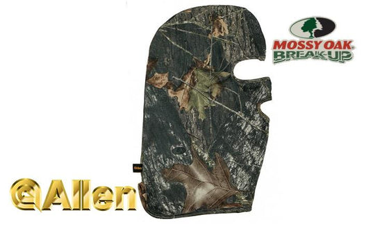 Allen Full Stretch Knit Head Cover Mossy Oak Break-Up 17543