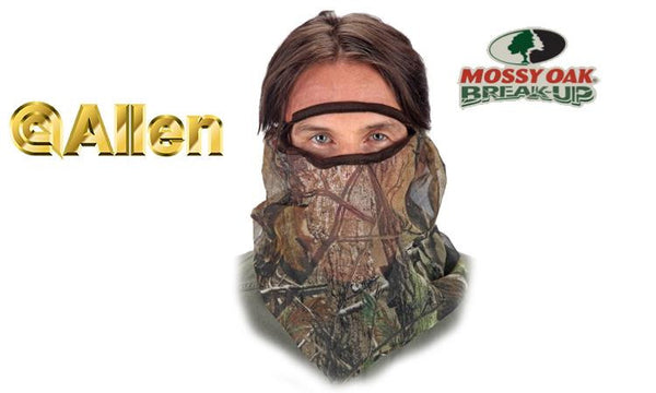 Allen 3/4 Headnet Mossy Oak Break-Up Facemask 17613