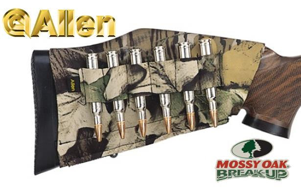 Allen Rifle Buttstock Cartridge Holder 20123