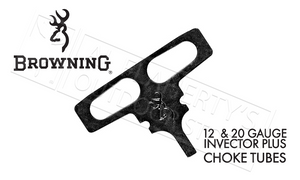 Browning Flat Wrench Choke Tube Wrench for Invector and Invector Plus 12 and 20 Gauge Chokes #1130053