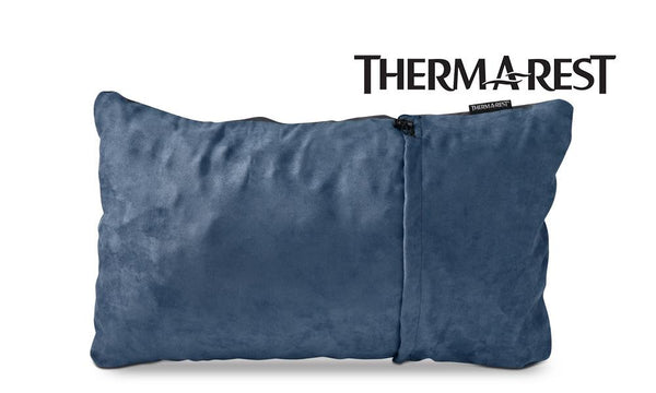 Therm-A-Rest Compressible Pillow Denim Medium 01691