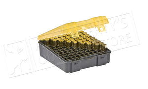 Plano 100 Count Handgun Ammo Case #122500