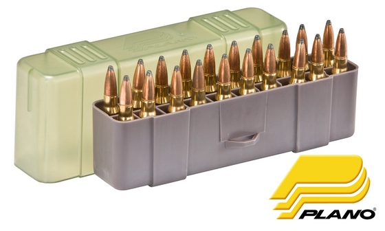 Plano 1229-20 Medium Rifle Caliber Ammo Box