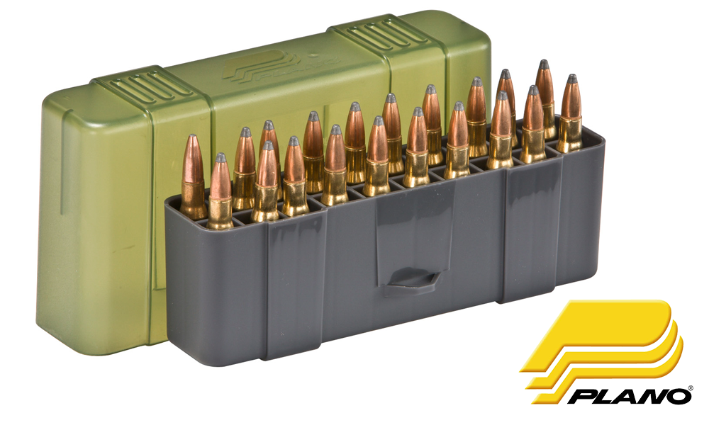 Plano 1230-20 Large Rifle Caliber Shell Box