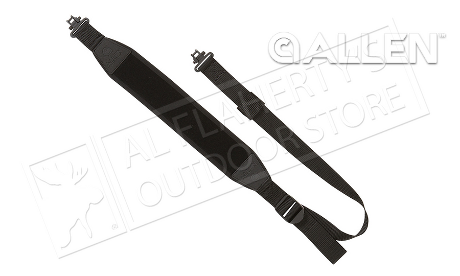 Allen Cascade Sling with Swivels Black 8211