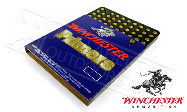 Winchester Standard Large Rifle Primers - Pack of 100 #WLR
