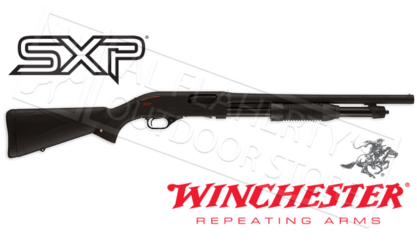 "Winchester Super X Pump Defender 12 Gauge, 3"" Chamber, 18.5"" Barrel #512252395"