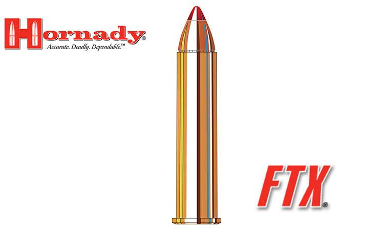 <b>(Store Pickup Only)</b><br>Hornady 45-70 FTX LEVERevolution, 325 Grain, Box of 20 #82747