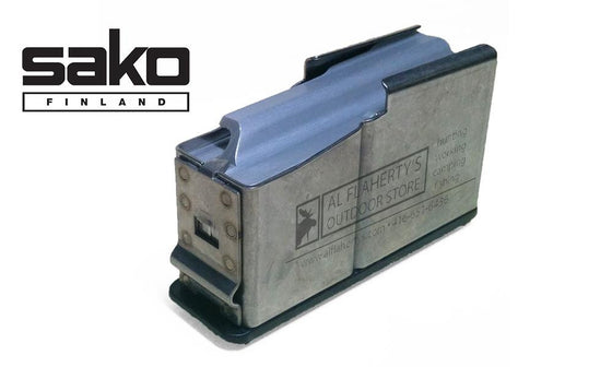 Sako 85 Magazine, .22-250 Type A, Blued #S5A60385